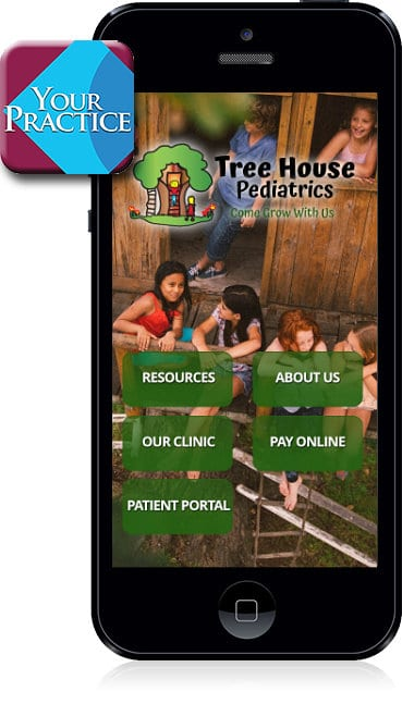 Tree House Pediatrics Mobile App